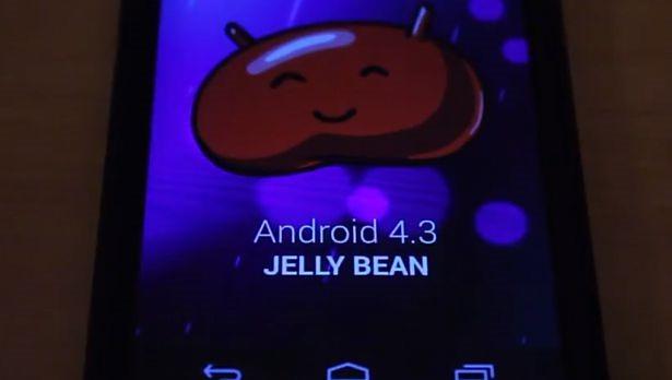 Android 4.3 搭載『Nexus 4』の動画が公開される