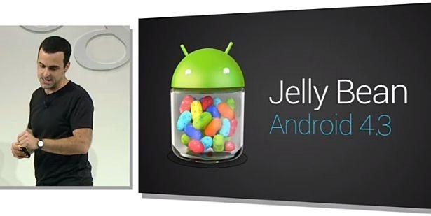 Google、『Android 4.3』のファクトリーイメージを公開