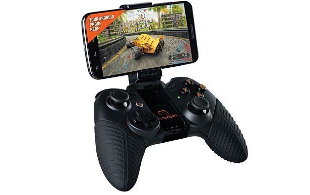 Androidエミュレータ用ゲームコントローラー 4選 「挟めるタイプ限定」