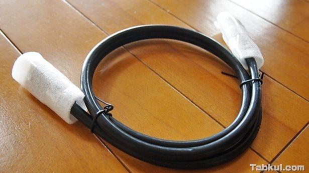 送料込み299円の激安 HDMIケーブルが到着、開封レビュー