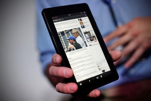 Amazon、次期 Kindle Fire シリーズ は高解像度、秋ごろ登場か