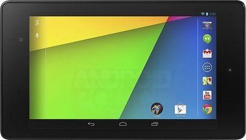 第2世代Nexus 7、新たなプレス画像が流出