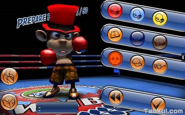 価格 296円、2人プレイ対応ボクシング「Monkey Boxing」の試用レビュー