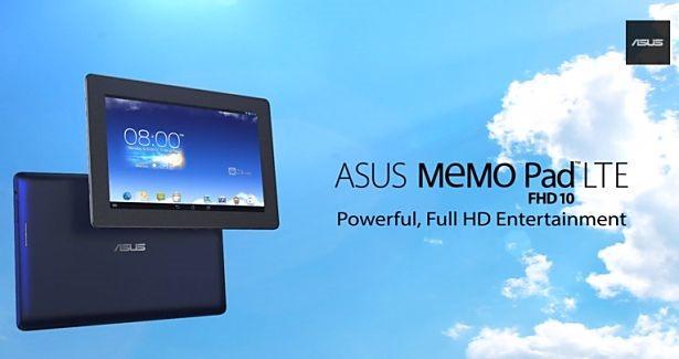 ASUS、『MeMO Pad FHD10 LTE』の公式動画を公開へ