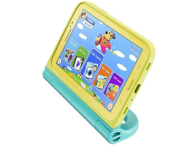 Samsung、子ども向け7インチタブレット『Galaxy Tab 3 Kids』を発表