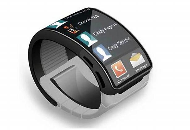 サムスン、Android搭載スマートウォッチ『Galaxy Gear』のスペック流出