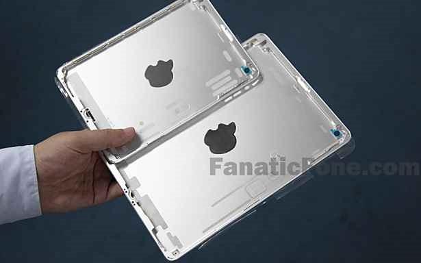 次期iPad mini、背面パネルの写真がリークされる