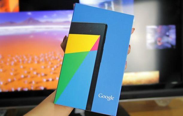 Nexus 7 (2013)、イギリスは 8/28 発売が濃厚に