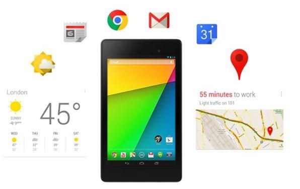 新型Nexus 7 (2013)、イタリアは8月29日に発売予定か(流出したプレスリリースより)
