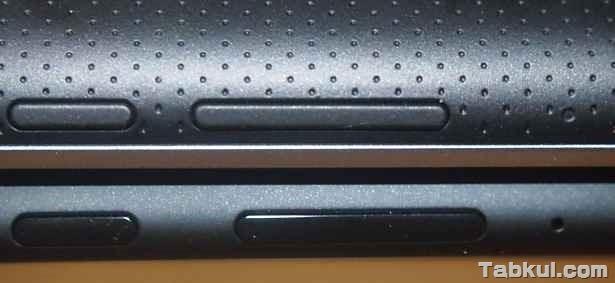 新型Nexus (2013) 、初代 との比較02 「厚みや幅、デザインを比べる」