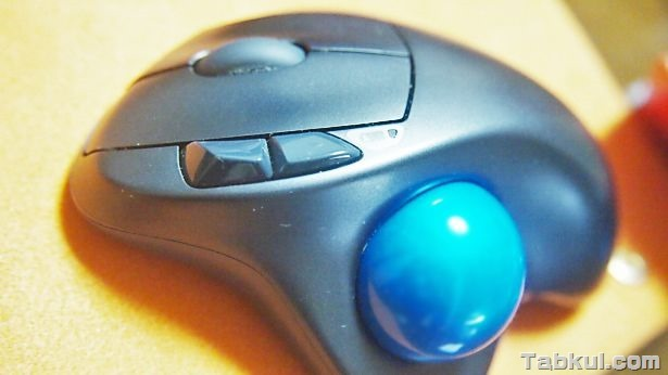 新型Nexus 7 (2013)でロジクールのマウス『M570』は使えるか:レビュー05