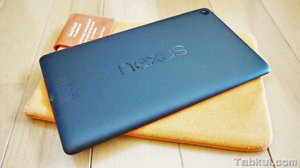 Nexus 7 (2013) のソフトケース選び、『Stand Pouch』を試す:レビュー10