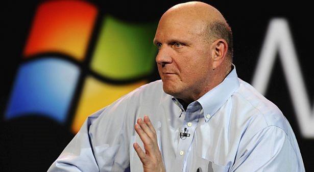 米マイクロソフト、バルマーCEOを12カ月以内に退任