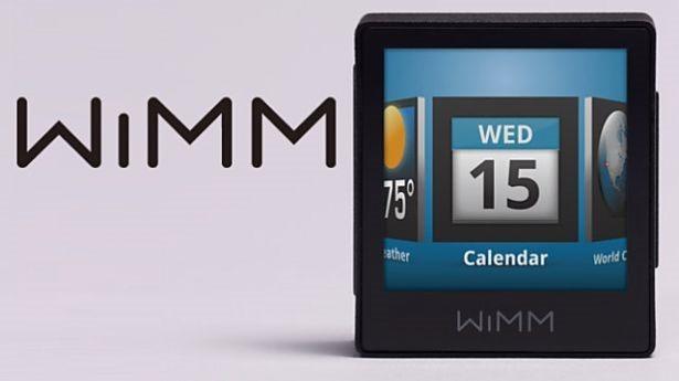 Google、スマートウォッチメーカー『WIMM Labs』を買収:CNET