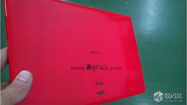 Nokia、Lumia似の10インチWindows RTタブレット発表か