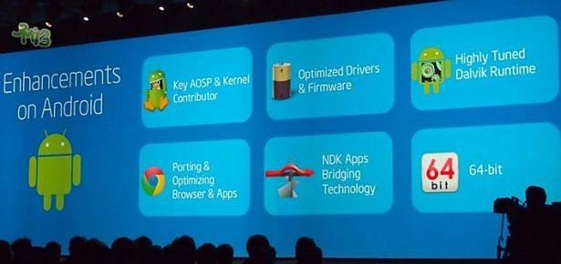 次期Android 4.4 KitKatで『64bit』対応の可能性