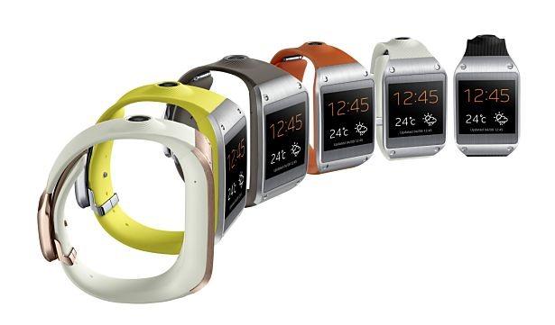 Samsungがスマートウォッチ『GALAXY Gear』発表、スペック・機能や画像ほか