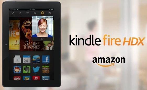 未発表『Kindle Fire HDX』のTVCMやハンズオン動画が公開中