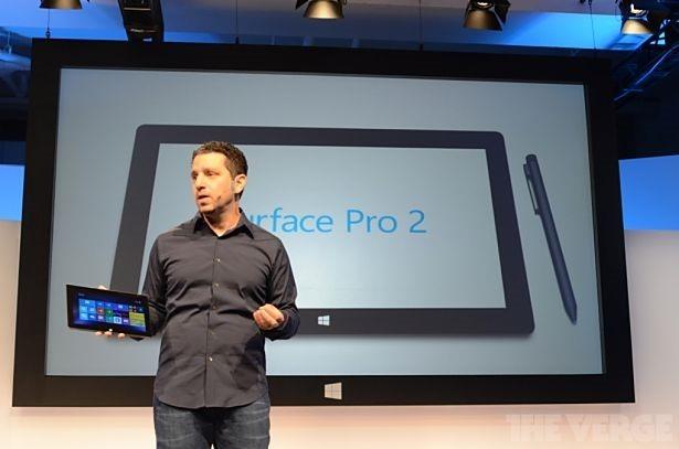 Surface Pro 2 の CMやハンズオン動画3つ+おまけ