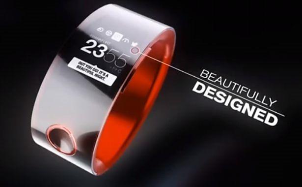 日産、スマートウォッチ『Nismo Watch』発表―心拍数や燃費を通知(動画)