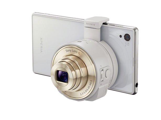 Sony サイバーショット『DSC-QX10』『DSC-QX100』正式発表、9月下旬より発売へ