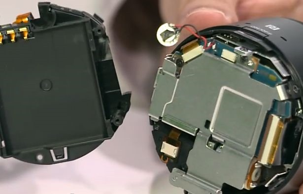 Sony、レンズスタイルカメラ「DSC-QX100」の分解動画