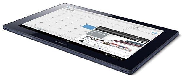 ドコモ『Xperia Tablet Z SO-03E』、フルセグ受信できるアップデートを9/12提供へ