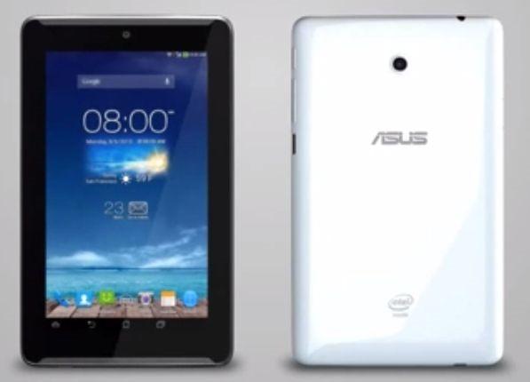 ASUS、新しい通話タブレット『Fonepad 7 (ME372CG)』発表(一部スペック)