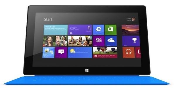 MS、『Windows RT』の将来を語る―Surface RTは評価損9億ドル