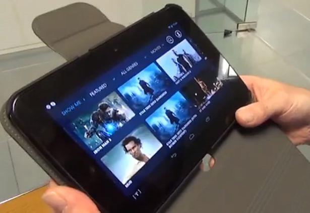 英小売大手TescoのAndroidタブレット『Hudl』のハンズオン動画