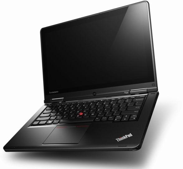 wacomデジタイザ搭載12.5型Windows 8.1PC『ThinkPad Yoga』発表―スペック