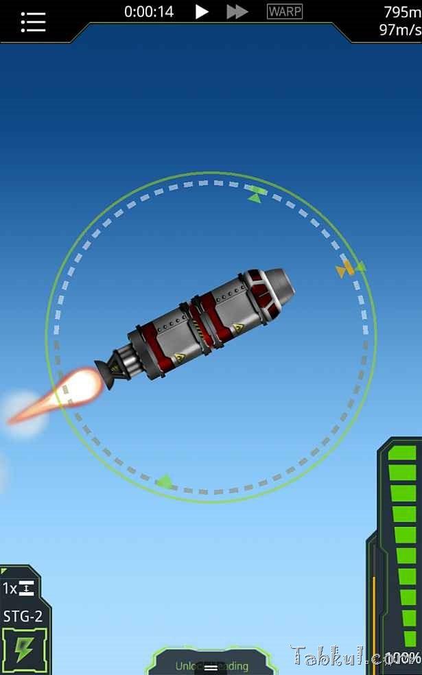価格 199円、ロケットを組み立て宇宙へ「SimpleRockets」の試用レビュー
