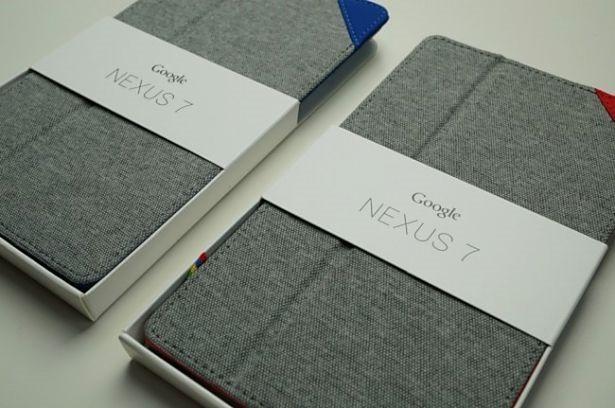 Google公式Nexus 7 2013年モデル用ケースのハンズオン動画