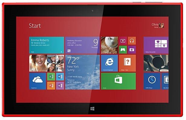 Nokia Lumia 2520-00