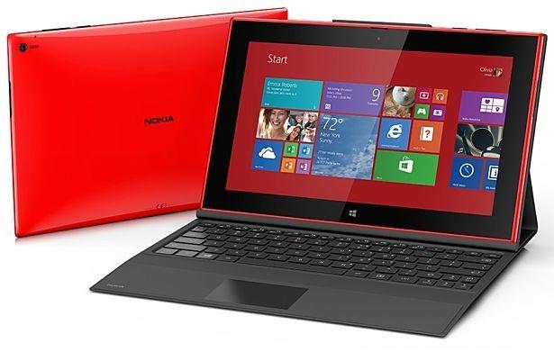 Nokia、Windows RTタブレット『Lumia 2520』発表―スペック表と価格