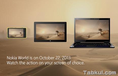 Nokia、未発表ファブレットタブレット/ラップトップのティザー画像を公開