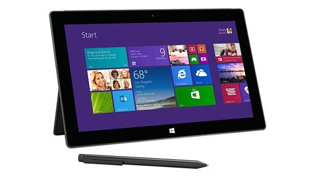 『Surface Pro 2』アップグレード版を出荷開始、1.6GHzから1.9GHzへ
