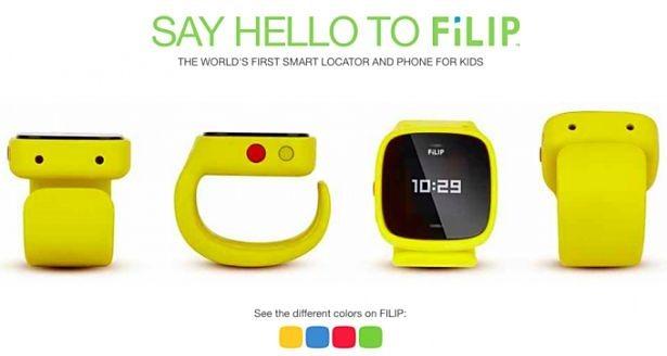 まさにコナンの世界―FiLIP、子ども向けスマートウォッチ発売へ(GPS搭載、通話対応)