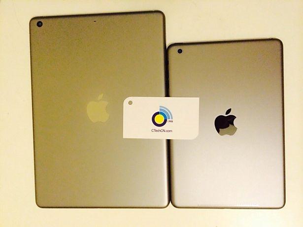 次期「iPad 5」「iPad mini 2」のゴールド筐体がリーク