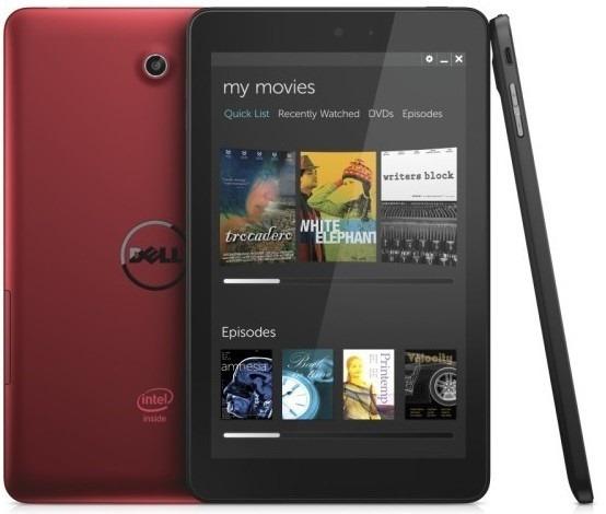 8インチで重さ292g、Androidタブレット『DELL Venue 8』のスペック表と動画