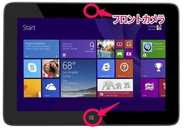 格安399ドルで『HP Omni 10』予約開始、10型フルHD&ゴリラ/Windows8.1タブレット