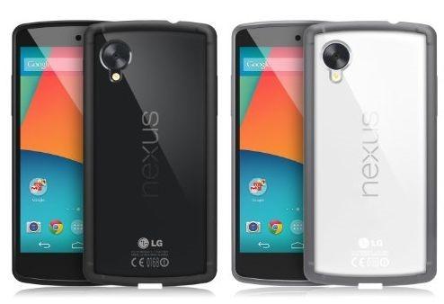 Nexus 5用ケースや液晶保護フィルムを探す