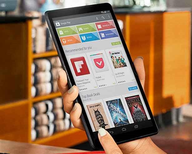 『Nexus 8』か、Android.comに謎タブレット登場