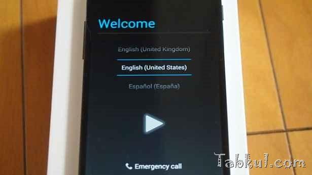 Nexus 5 購入レビュー「初期セットアップ編」