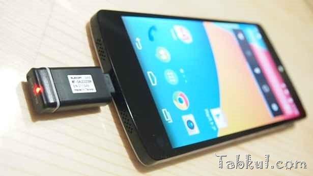 Nexus 5 購入レビュー9『エレコム MicroUSBメモリは使えるか(MF-SAU232GBK)』