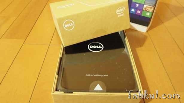 Dell、Venue 8 Proのスタイラスペンのパフォーマンスが向上するファームウェア公開