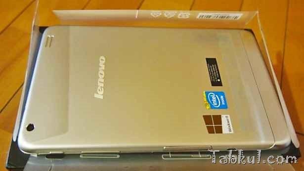 Lenovo Miix 2 8 に128GBモデル登場―Windowsタブレット