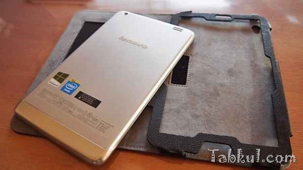 Lenovo Miix2 レビュー05―ICONIA W3-810用ケースカバー到着!開封~使えるか