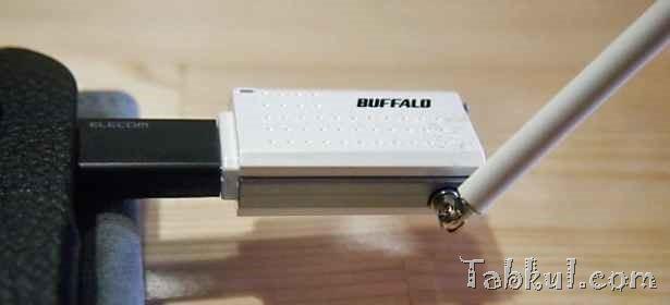 Venue 8 Pro レビュー16―USB地デジチューナーでTV視聴できるか
