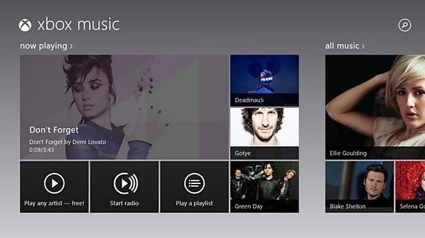 日本マイクロソフト、音楽配信サービス「Xbox Music on Windows」を日本でも提供へ